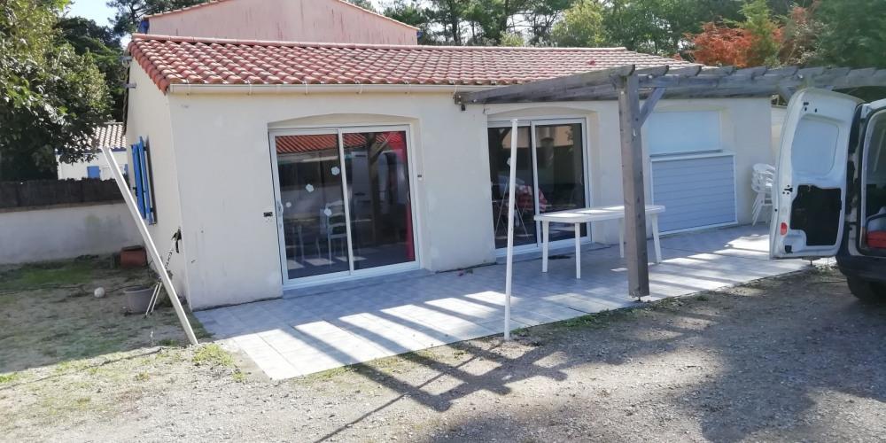 Location vacances La Barre-de-Monts -  Maison - 6 personnes - Barbecue - Photo N° 1