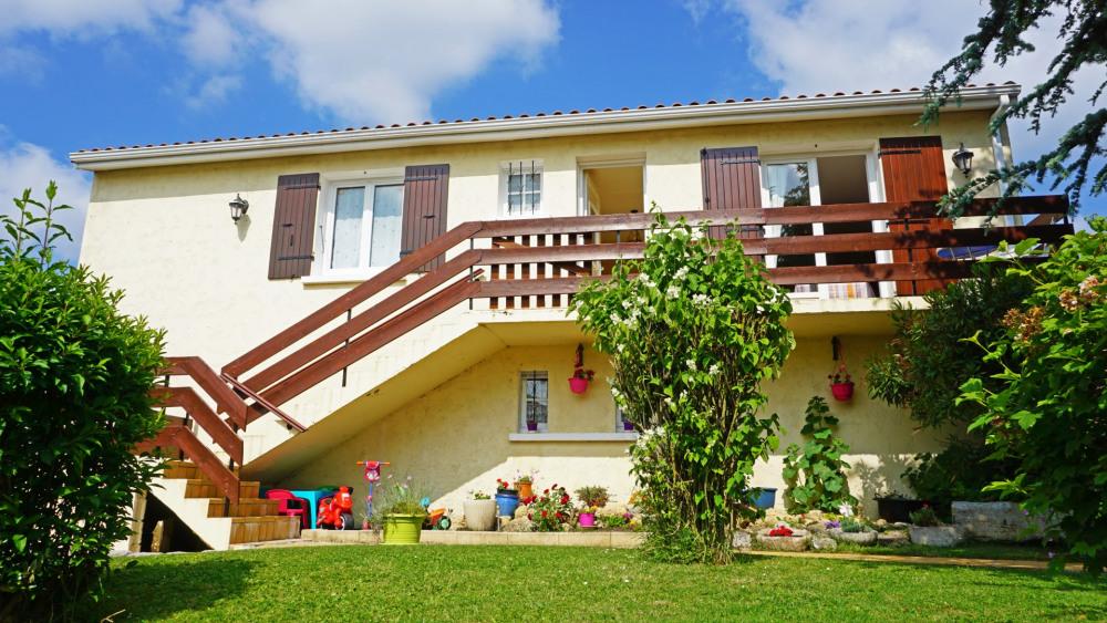 Location vacances Saint-Sulpice-de-Royan -  Appartement - 6 personnes - Balcon - Photo N° 1