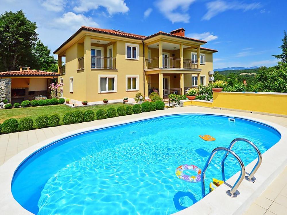 Maison pour 4 personnes à Opatija/Mihelići