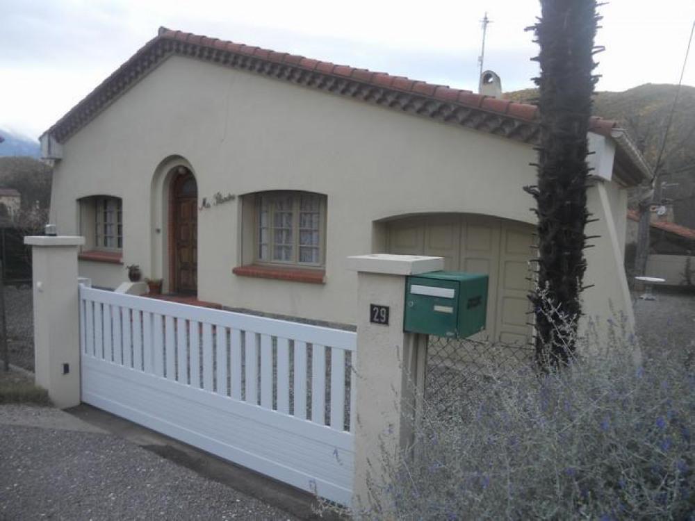 Villa à AMELIE LES BAINS PALALDA