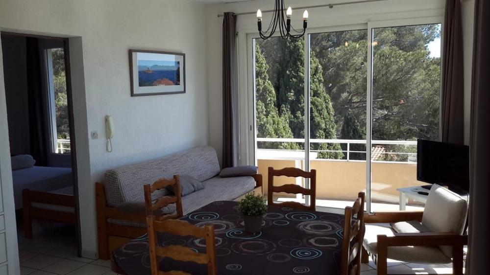 Alquileres de vacaciones Saint-Raphaël - Apartamento - 5 personas - Mueble de jardín - Foto N° 1