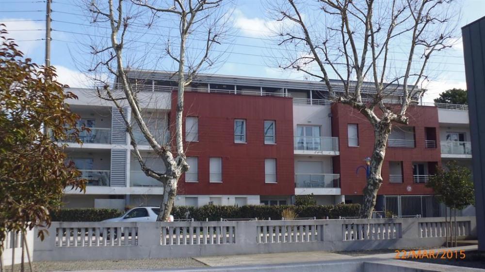 Location vacances Andernos-les-Bains -  Appartement - 4 personnes - Câble / satellite - Photo N° 1