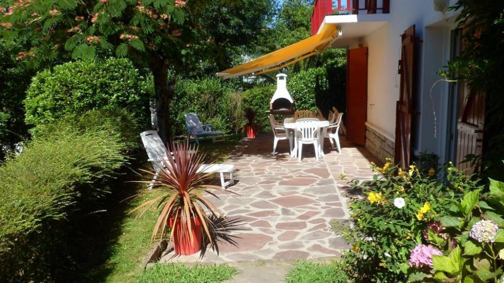Holiday rentals Urrugne - Apartment - 3 persons - BBQ - Photo N° 1