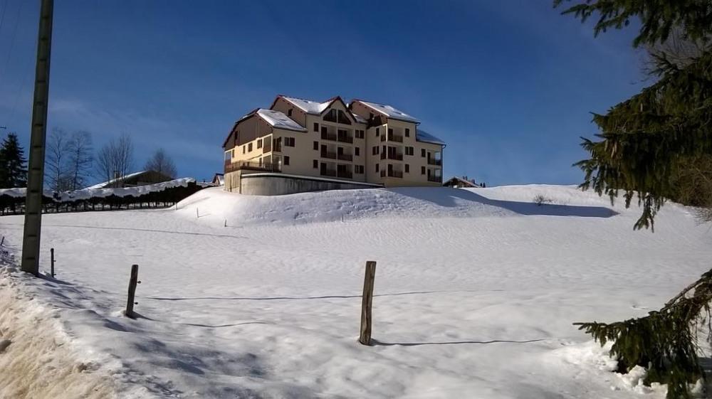 Location vacances Les Rousses -  Appartement - 4 personnes - Salon de jardin - Photo N° 1