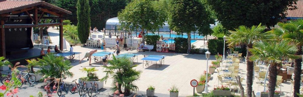 Yes Holidays - Camping la Clairière, 3 locatifs