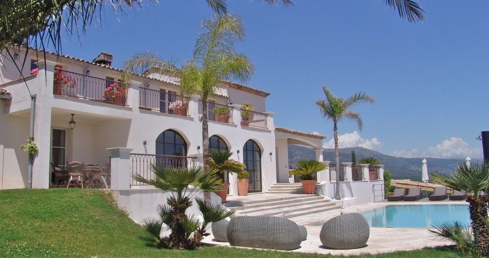 Villa à OPIO