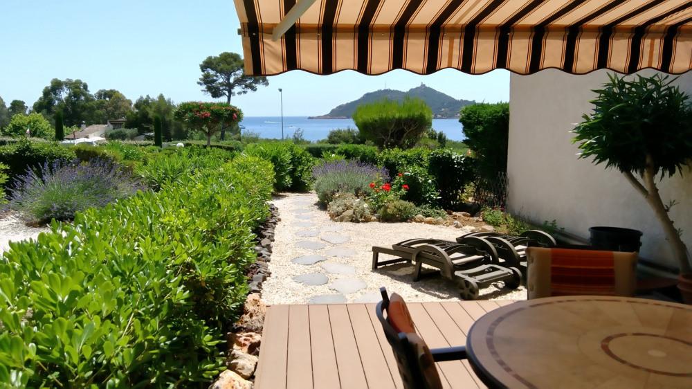 Holiday rentals Saint-Raphaël - Apartment - 4 persons - Deck chair - Photo N° 1