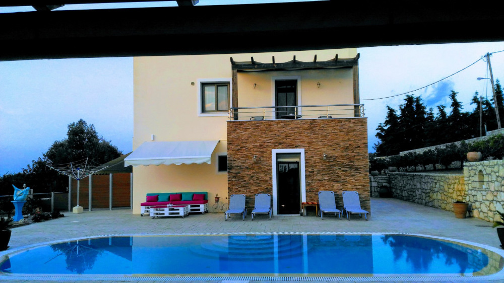 Location vacances Rethymni Municipality -  Maison - 5 personnes - Barbecue - Photo N° 1