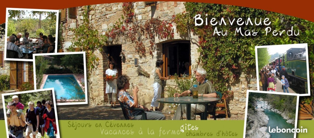 Location vacances Saint-Christol-lès-Alès -  Gite - 6 personnes - Chaise longue - Photo N° 1