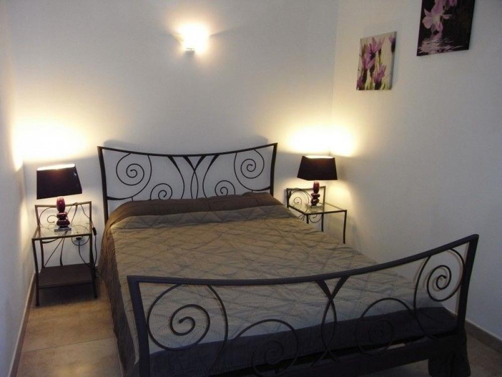 chambre avec lit en 160