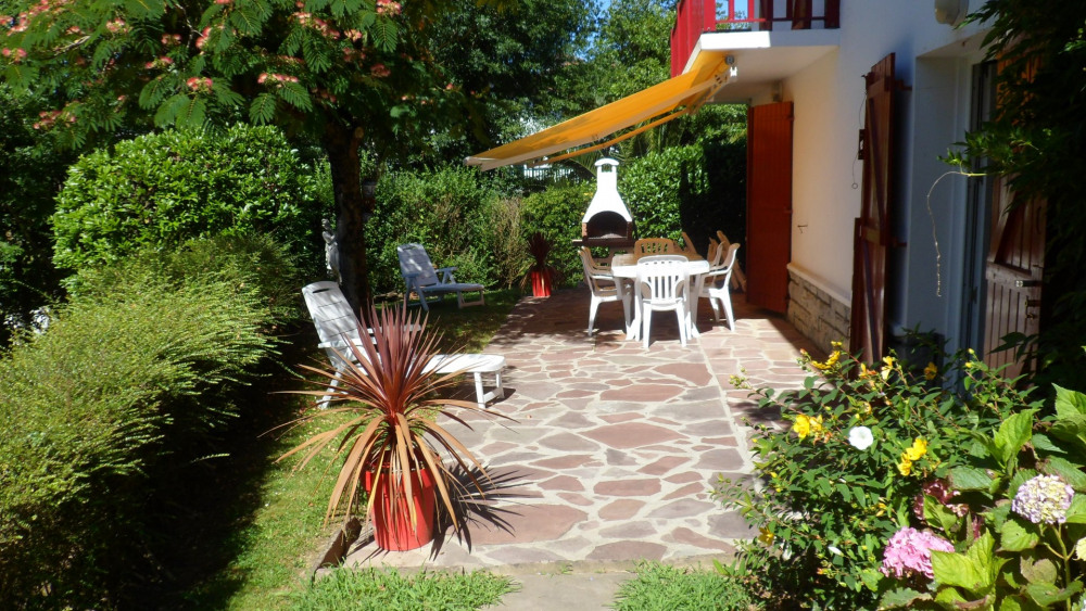 Location vacances Urrugne -  Appartement - 3 personnes - Barbecue - Photo N° 1