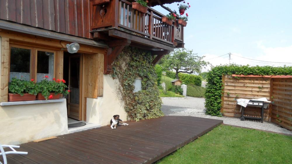 Location vacances Mont-Saxonnex -  Appartement - 4 personnes -  - Photo N° 1