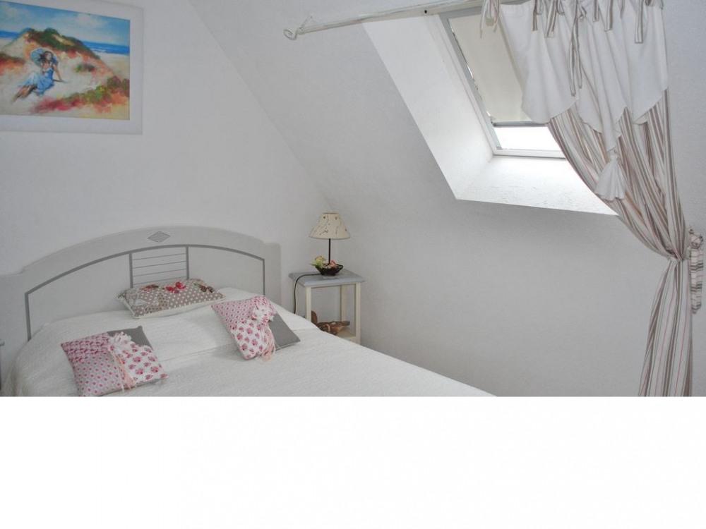 Chambre coté jardin (lit140)