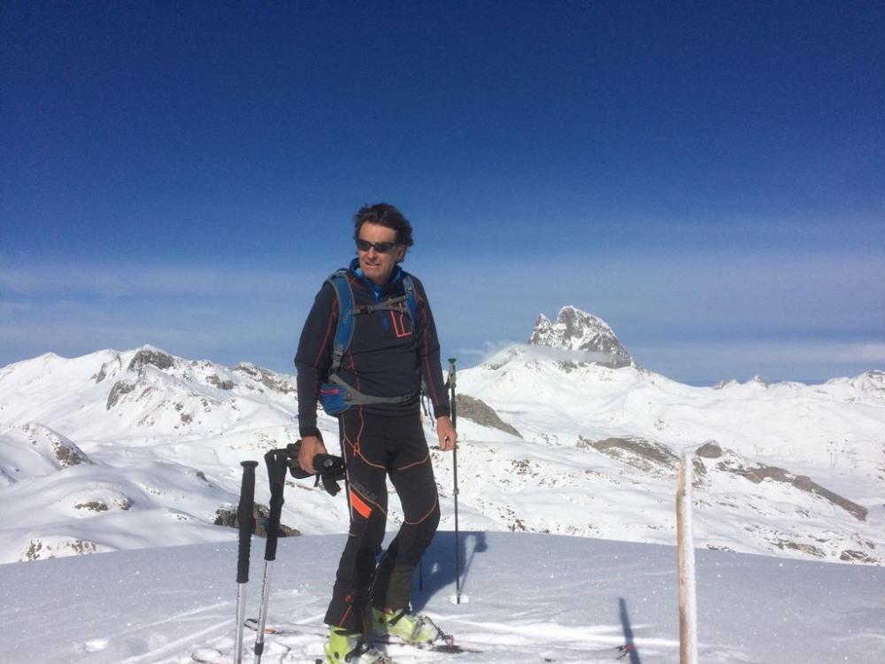 jean au ski
