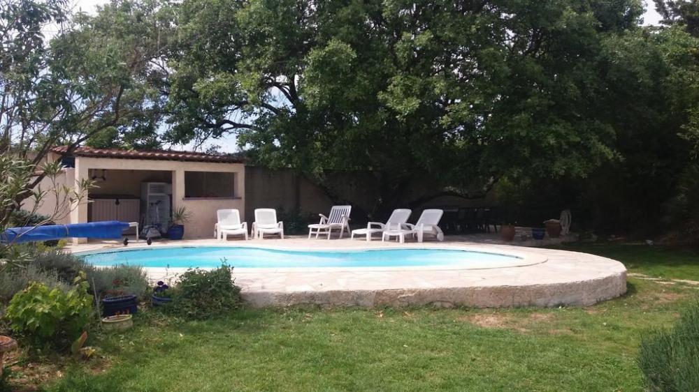 Alquileres de vacaciones Garéoult - Casa - 6 personas - BBQ - Foto N° 1