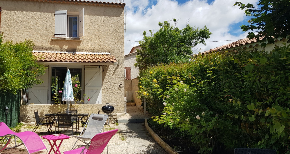 Location vacances Saint-Étienne-les-Orgues -  Maison - 4 personnes - Barbecue - Photo N° 1