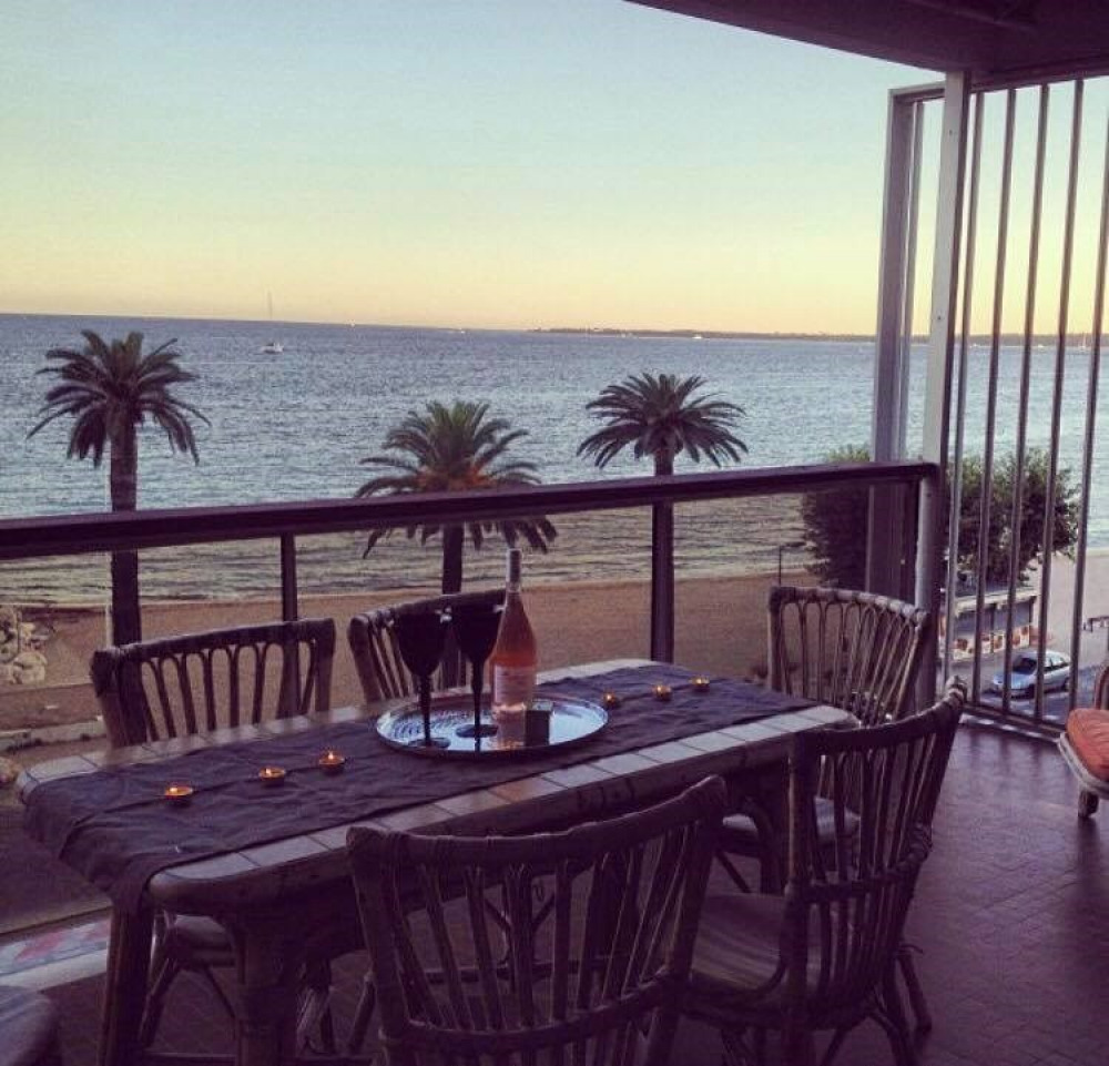 Location Appartement Bord de Mer (Golfe Juan)