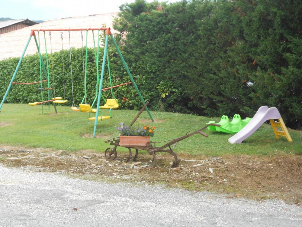 jeux extérieur pour les enfants.