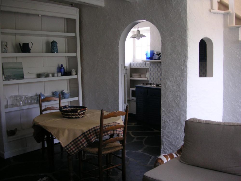 le petit cottage table à manger