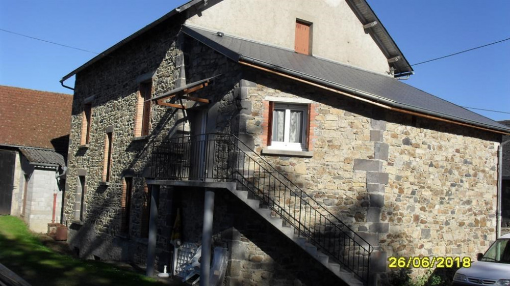 Holiday rentals La Goutelle - House - 2 persons - BBQ - Photo N° 1