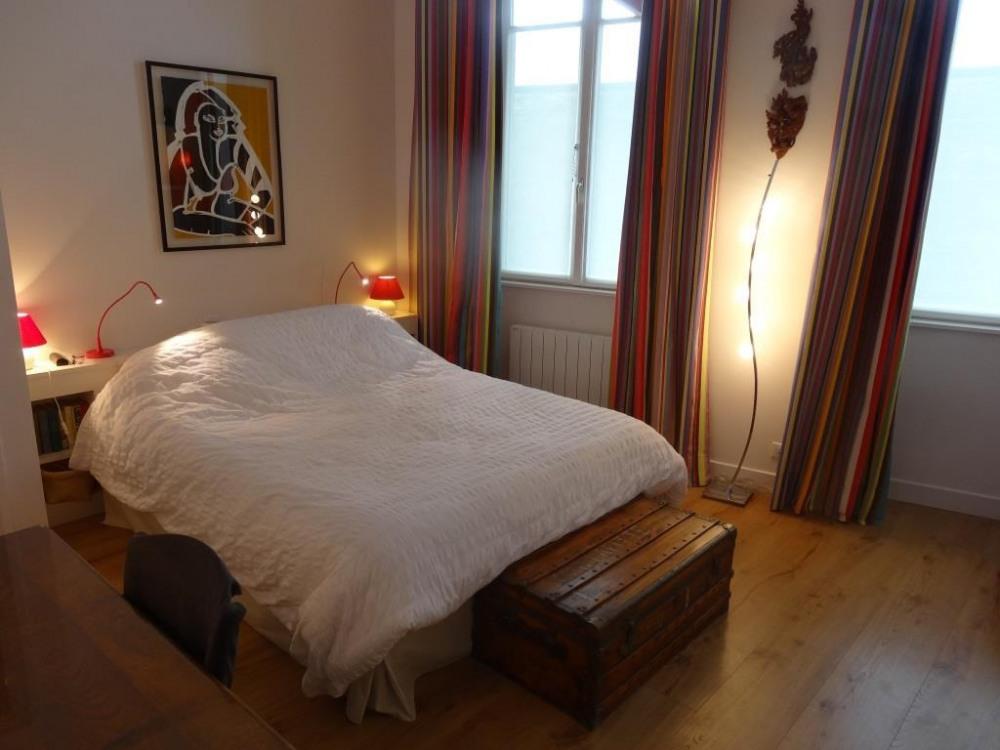 Villa Sévigné : une chambre double
