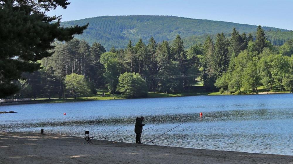 lac des montagnès pêche