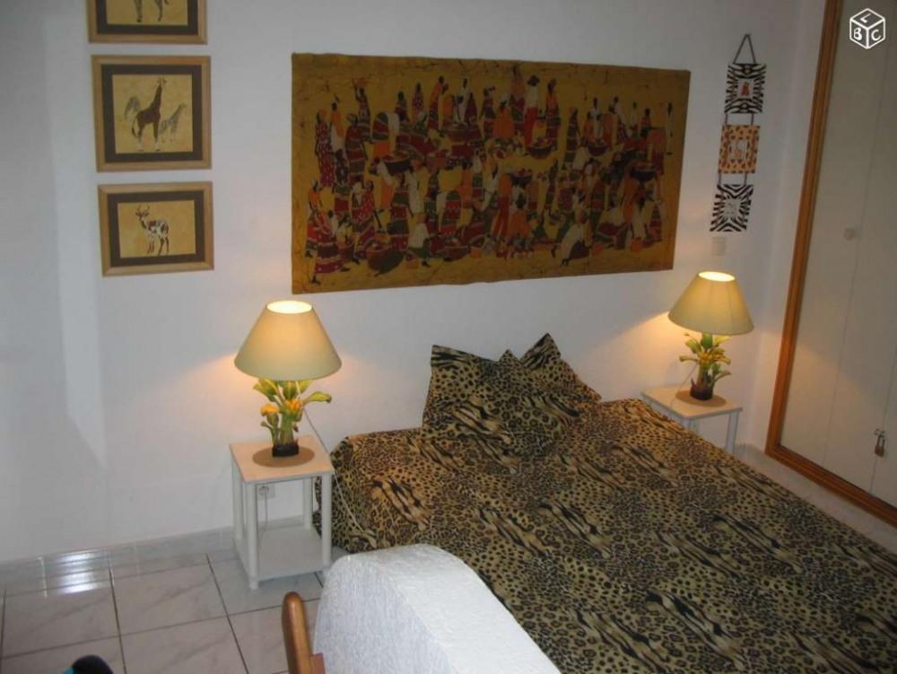 Chambe mezzanine 1 lit 140x190