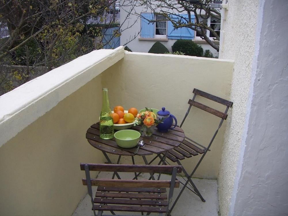 balcon chambre étage