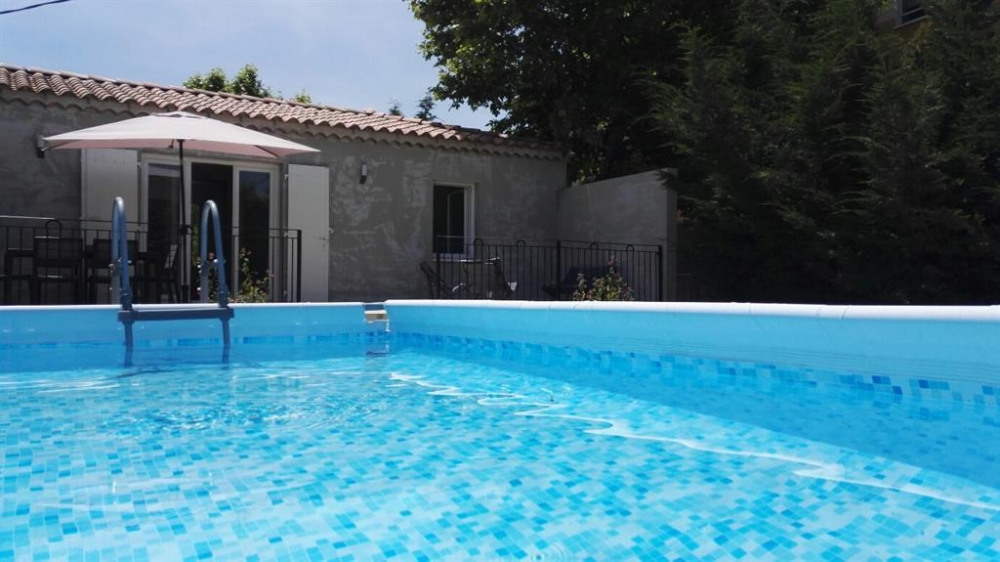 Location vacances L'Isle-sur-la-Sorgue -  Maison - 4 personnes - Barbecue - Photo N° 1