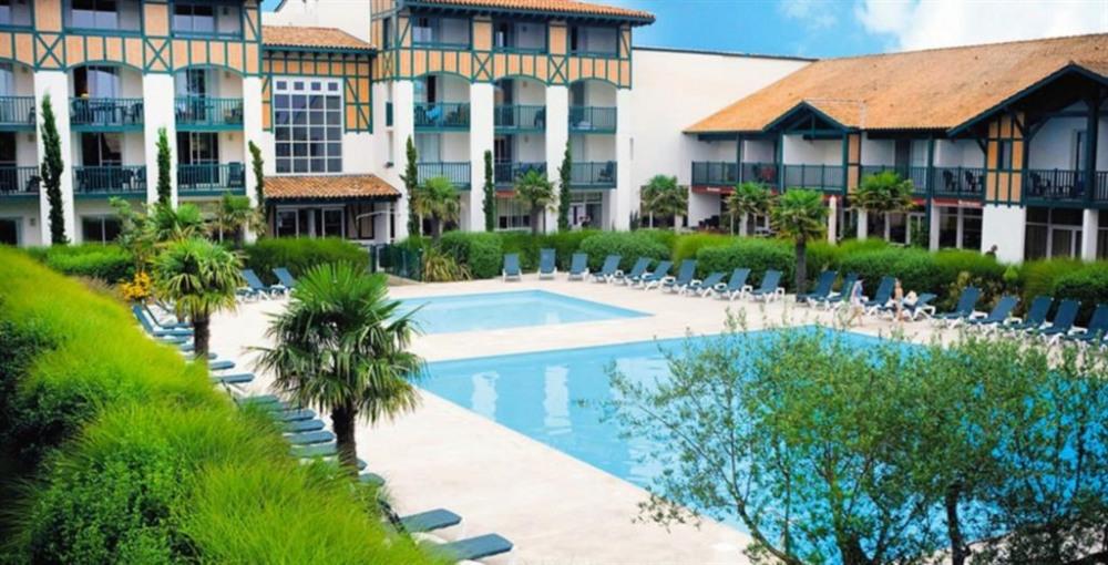 Appartement pour 5 pers. avec piscine, Moliets-et-Maa