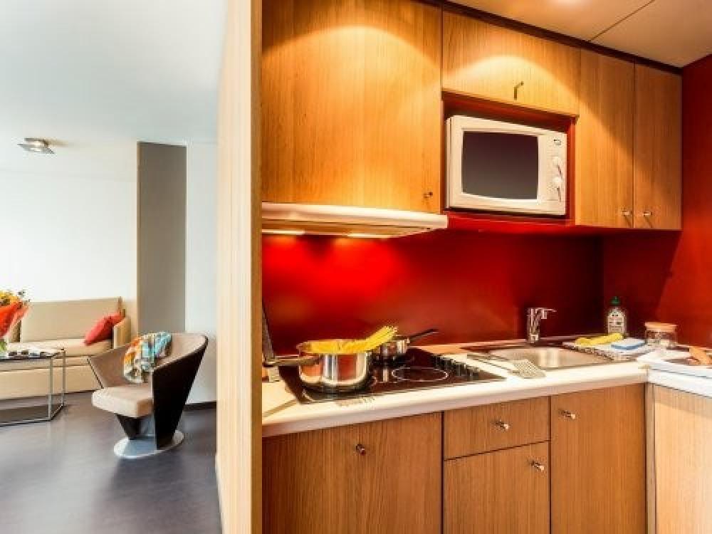 Adagio Aparthotel Annecy Centre - Appartement Studio 3 personnes