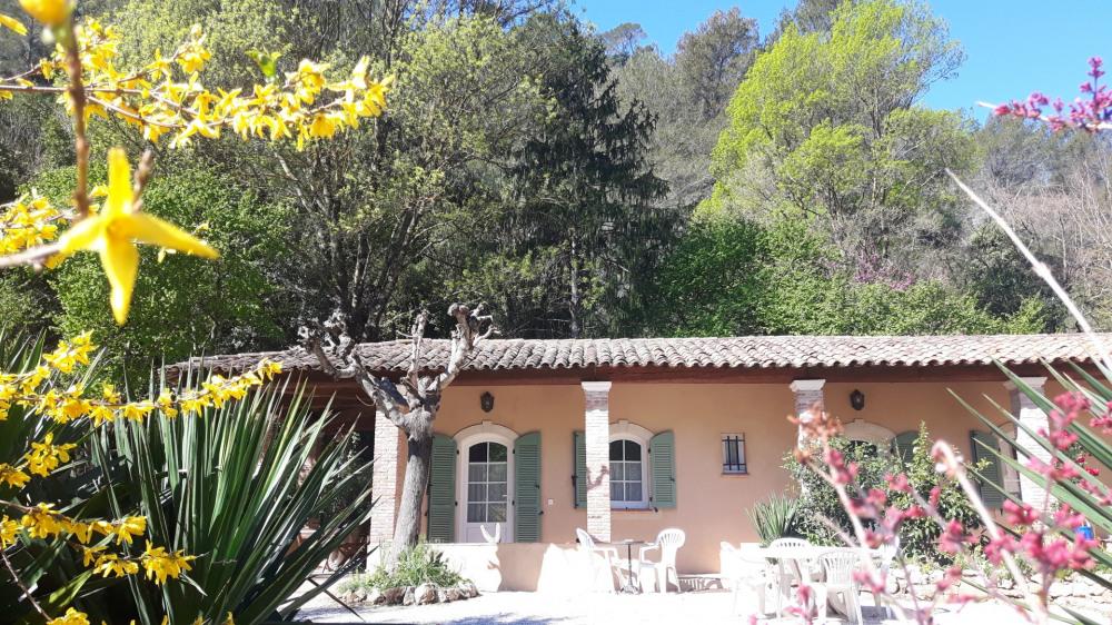 Holiday rentals Belgentier - Cottage - 4 persons - BBQ - Photo N° 1