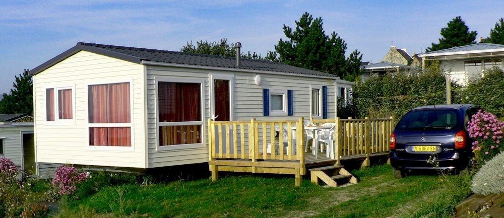 Location vacances Plomodiern -  Maison - 5 personnes - Salon de jardin - Photo N° 1