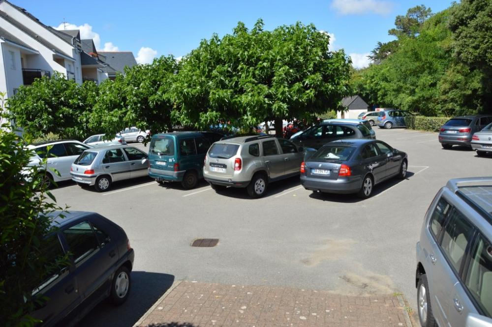 parking privatif dans résidence sécurisée