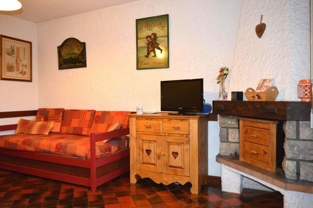 Le Grand Bornand 74 - Secteur Hameau de Suize - Résidence Les Soldanelles - Studio cabine - 30 m²...