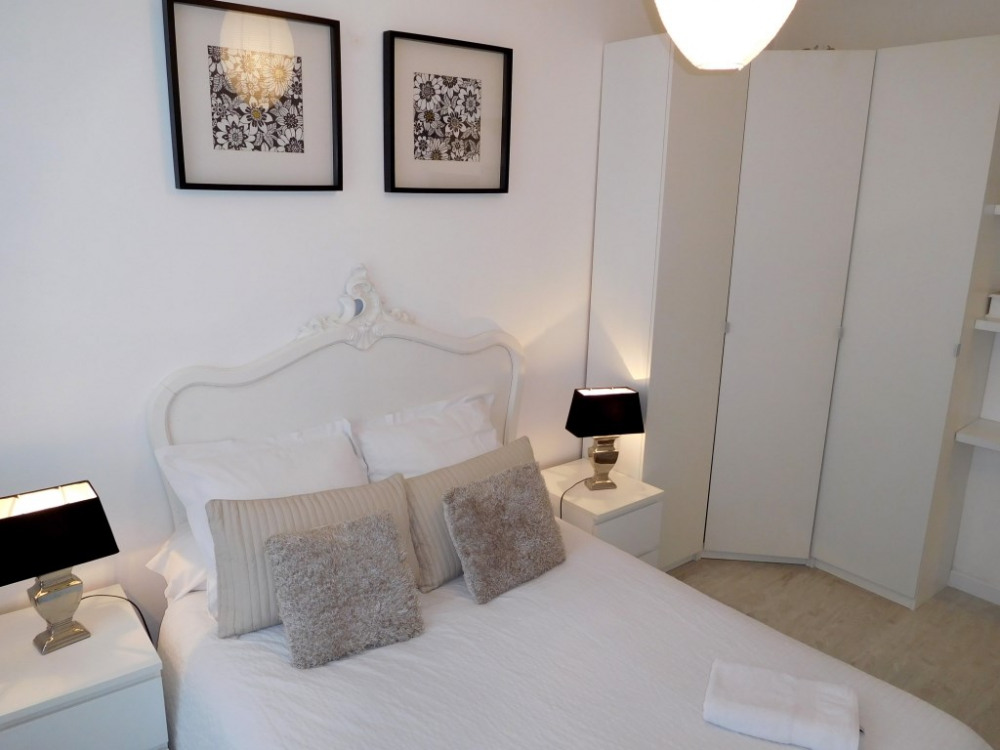 Cannes appartement chambre confortable