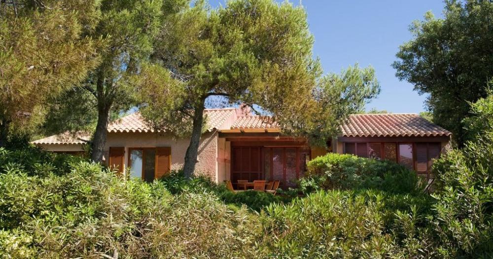 Maison de vacances avec jardin, Marina Santa Guilia Porto-Vecchio