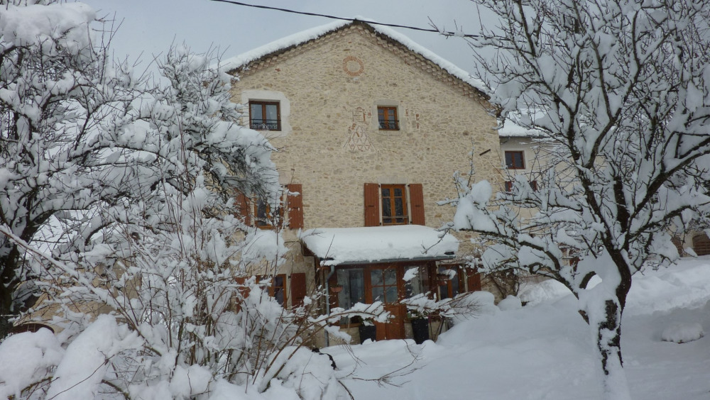 Location vacances Saint-Martin-en-Vercors -  Gite - 12 personnes - Barbecue - Photo N° 1