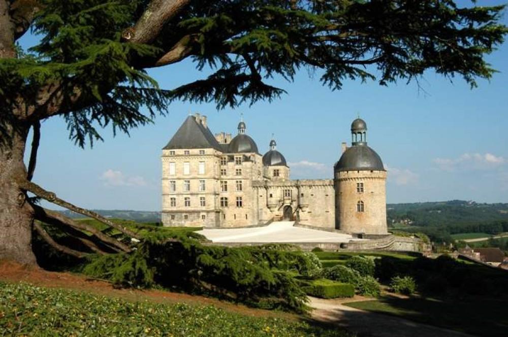 Visitez la Dordogne, Chateau de Hautefort