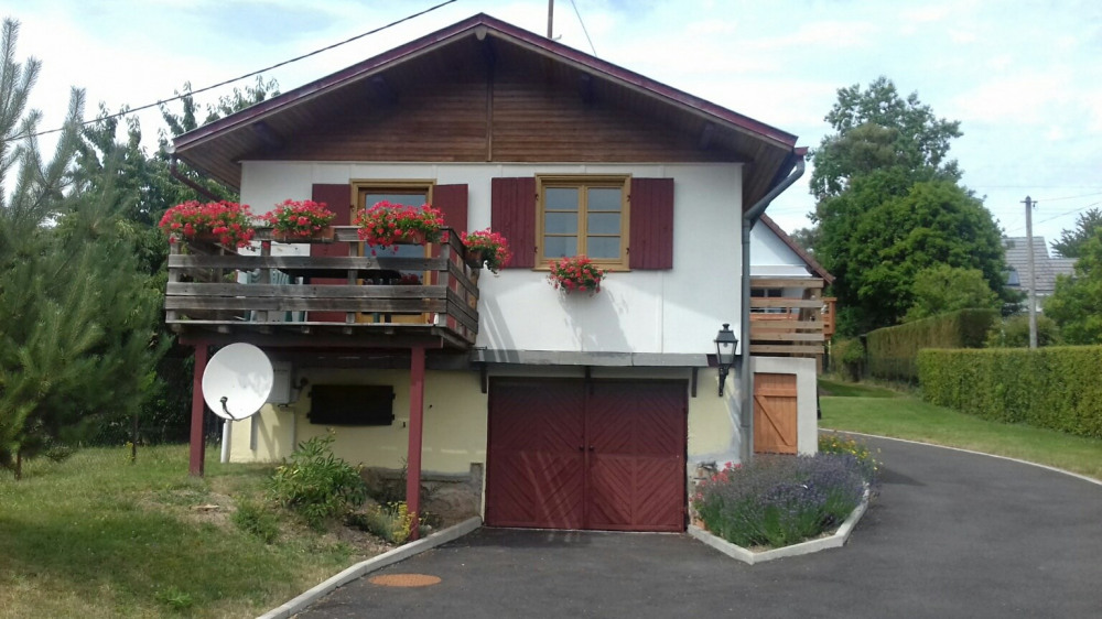 Holiday rentals Heiligenberg - House - 4 persons - BBQ - Photo N° 1