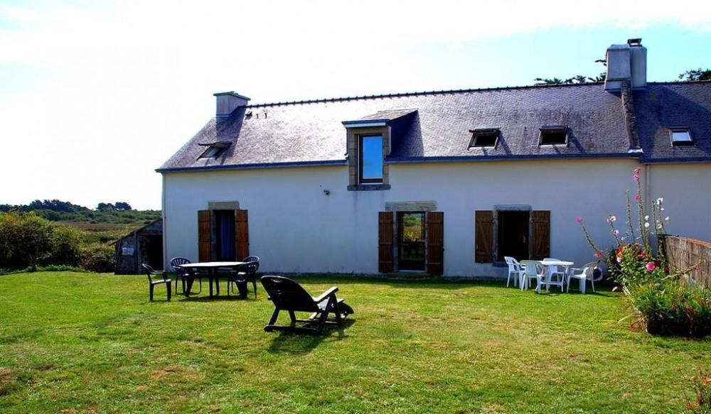 Location vacances Saint-Armel -  Maison - 8 personnes - Barbecue - Photo N° 1