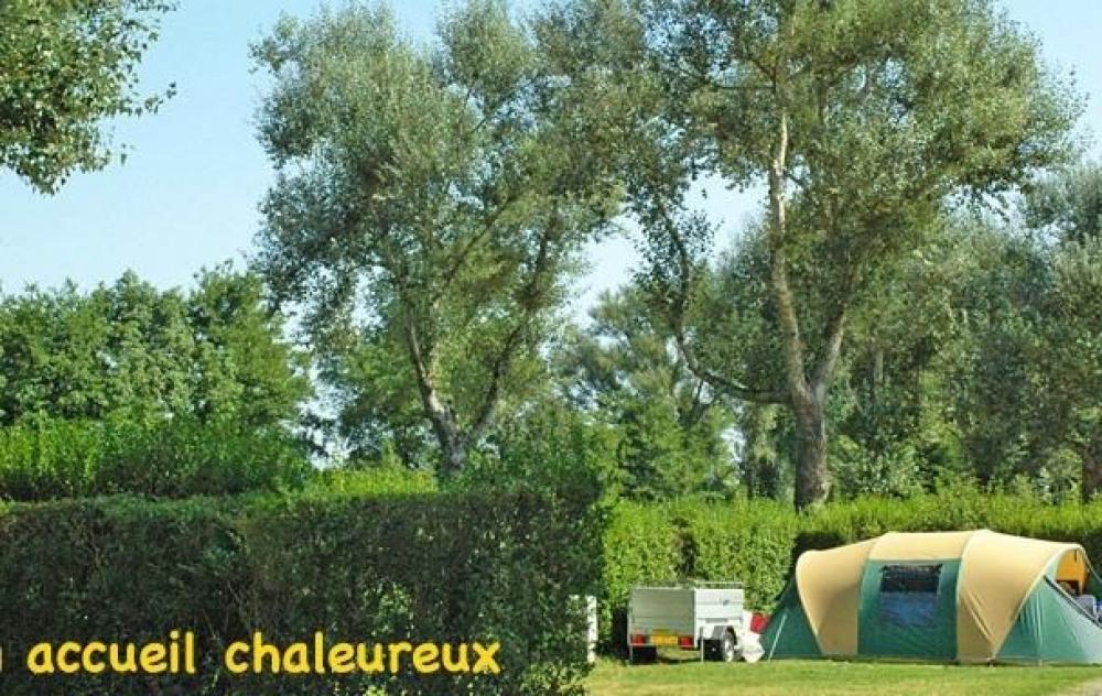 Camping Les Nysades, 64 emplacements