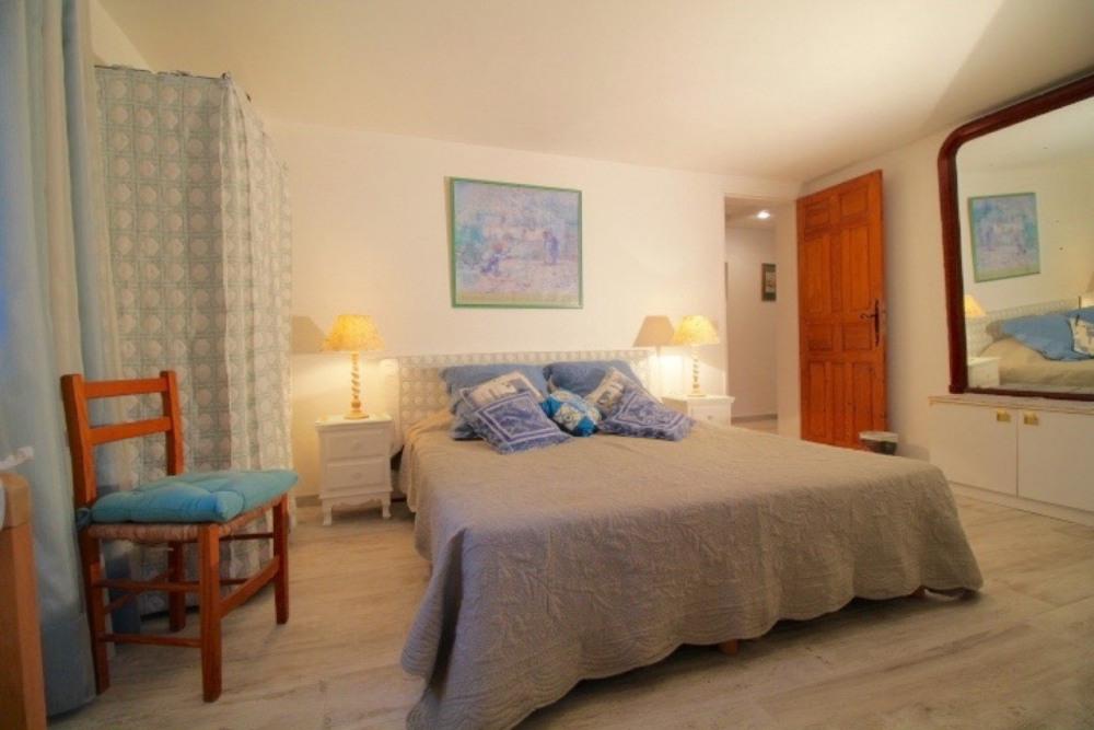 chambre Azur - lit 160 x200