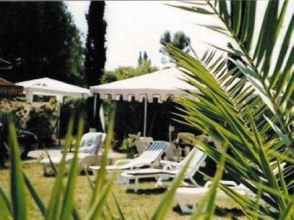 jardin commun - transat - barbecue