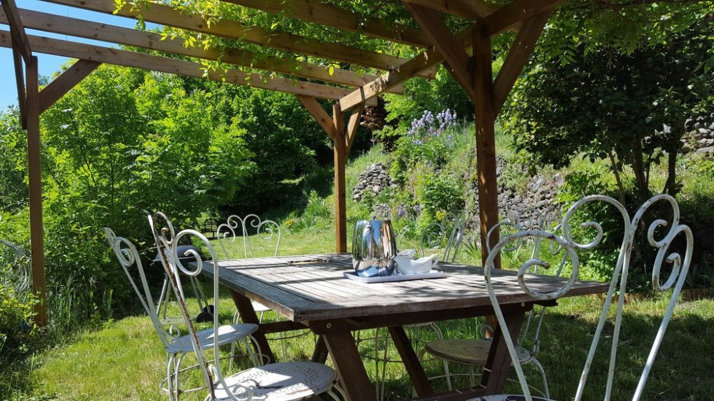 Location vacances Valleraugue -  Maison - 7 personnes - Barbecue - Photo N° 1
