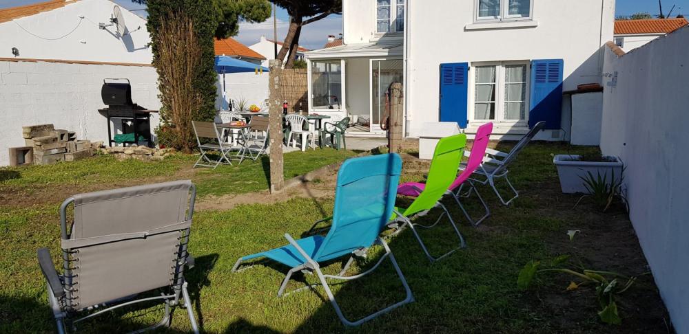 Appartement 3 pièces- couchages - LA GUERINIERE
