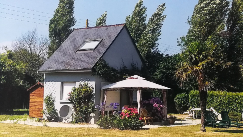 Location vacances Saint-Vaast-la-Hougue -  Gite - 2 personnes - Barbecue - Photo N° 1