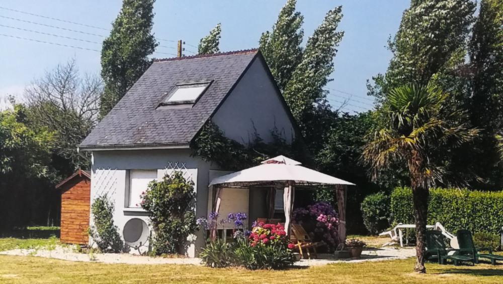 Alquileres de vacaciones Saint-Vaast-la-Hougue - Cabaña - 2 personas - BBQ - Foto N° 1