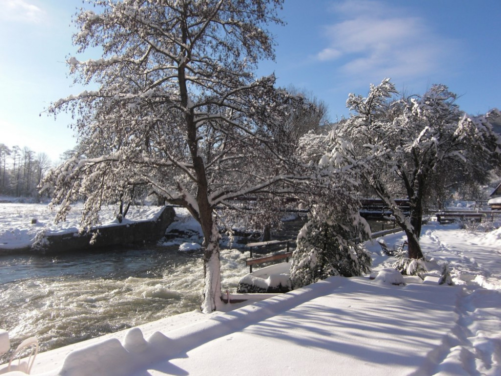 Vive l'hiver!