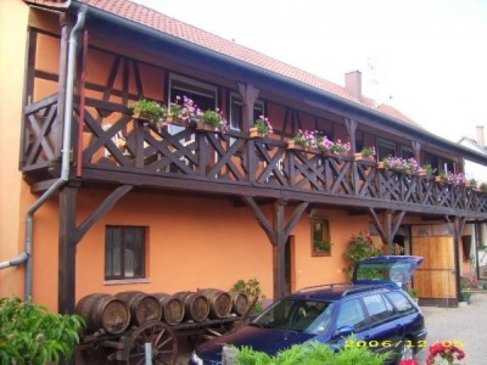 Gîtes - Dambach la Ville